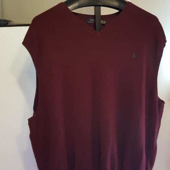 4f9cac4c9f5b60 Polo by Ralph Lauren Sweaters | Mens 3xl Ralph Lauren Vneck Sweater ...